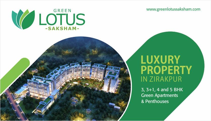 luxury property in zirakpur